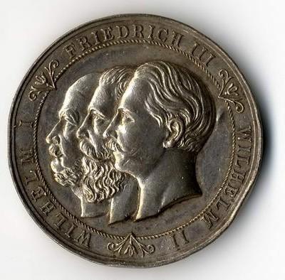 Silbermedaillen und Goldmedaillen verkaufen wir an unsere Sammler.