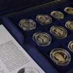 Medaillen Berühmte Deutsche aus dem Versandhaus MDM kaufen wir an