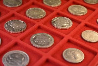 Kompetente Gutachten für Münzen.