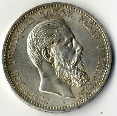 Wir bewerten Silbermünzen aus Preussen mit Sachverstand.