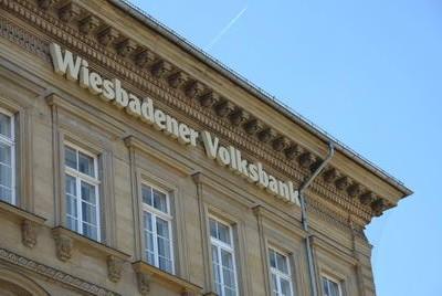 Best Zusammenarbeit mit der Wiesbadener Volksbank.