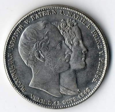 Bwertung und Begutachtung von Silbermünzen.