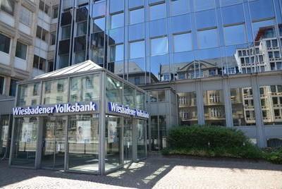 Die Wiesbadener Volksbank ist unsere Referenz.