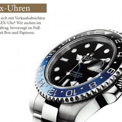 Rolex GMT-Master Uhren in Kommission und im Ankauf in Wiebaden