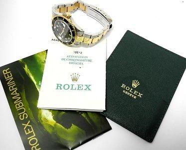 Rolex-Submariner 16613 Fullset-Ankauf