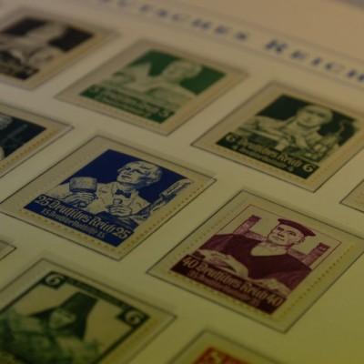 Briefmarken des Deutschen Reiches Stände-Ausgabe postfrisch