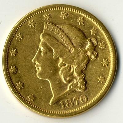 USA 20 Dollar Gold Liberty Ankauf
