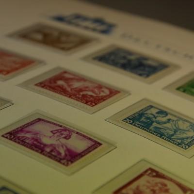Briefmarken des Deutschen Reiches, Wagner-Satz, postfrisch