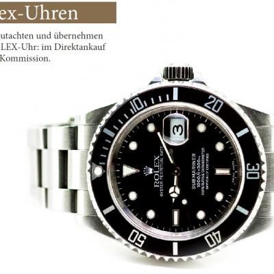 Rolex-Submariner werden von Torsten Hornung gesucht